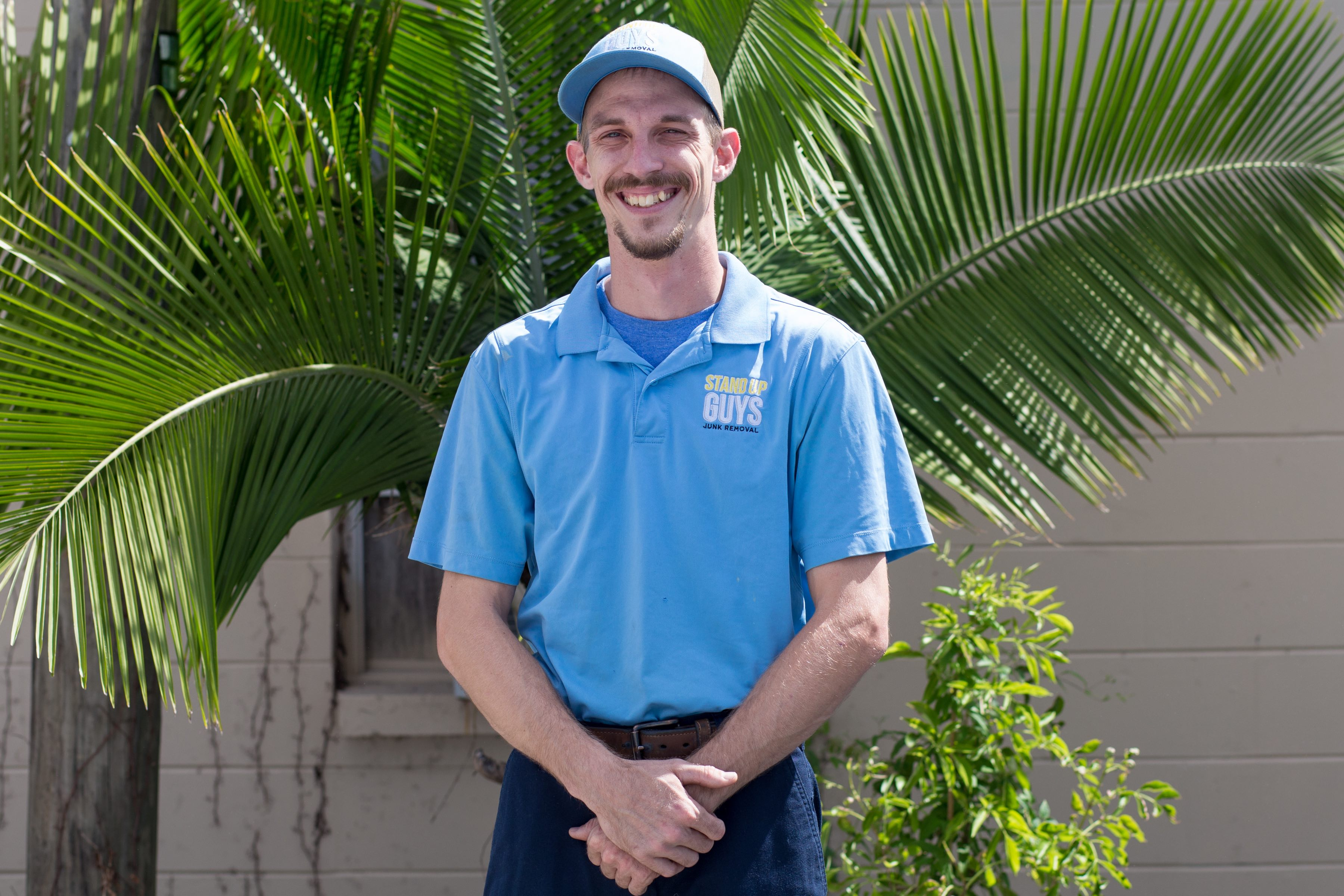 bush removal service
