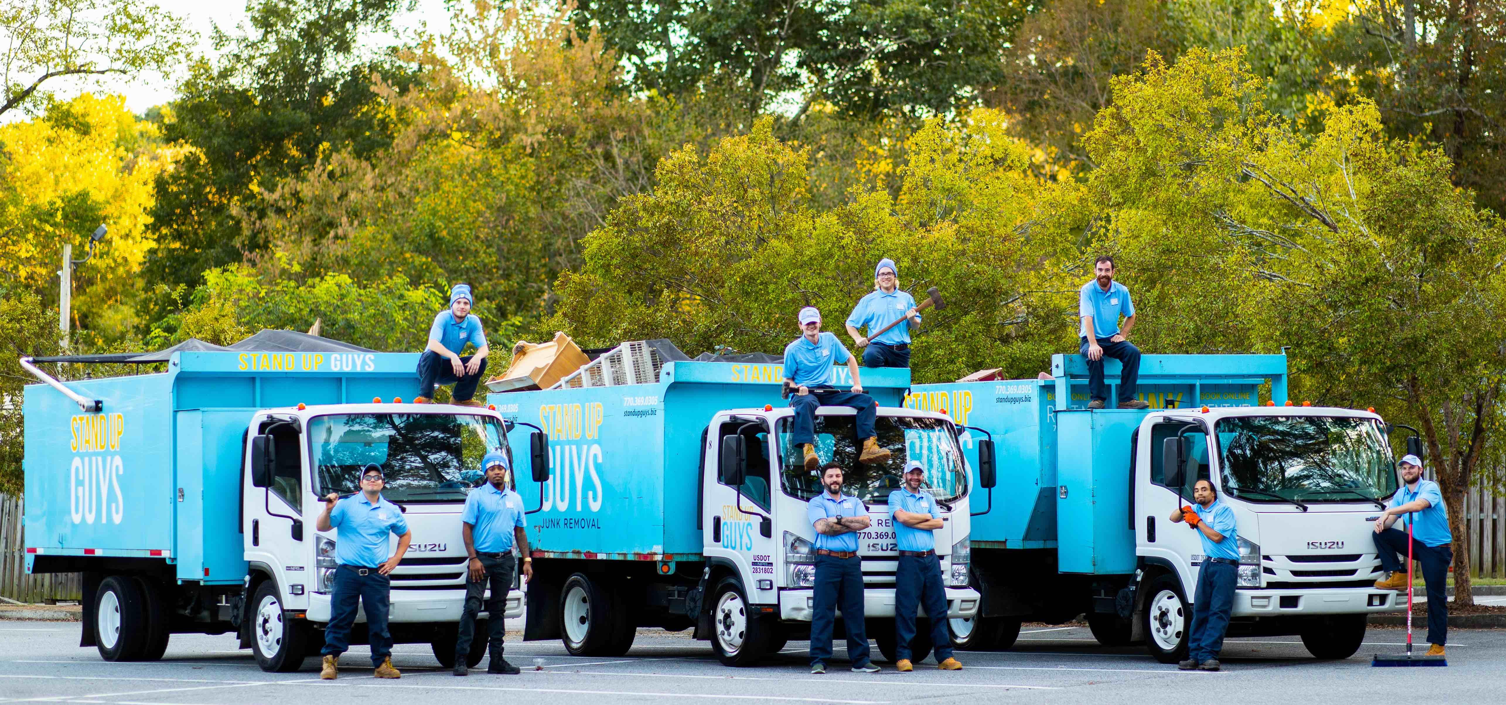 junk removal franchise